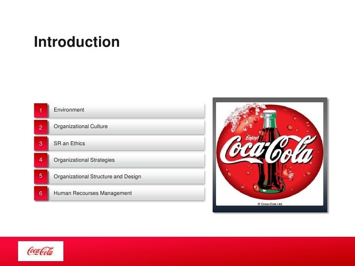 hierarchy of management of coca cola company A study of change management in coca cola print reference this   current structure of the coca cola company is simple with minimal labor and management division .