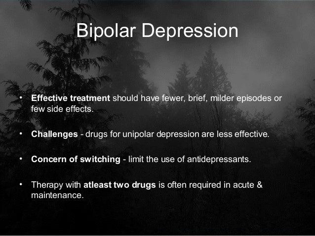 Pharmacological Management of Bipolar Disorder
