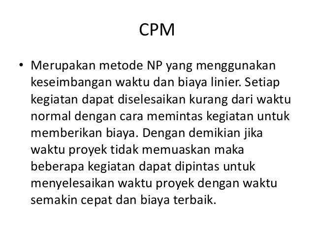 Cpm network planning cpm manajemen proyek melakukan analisis waktu biaya dan sumber daya 17 ccuart Image collections