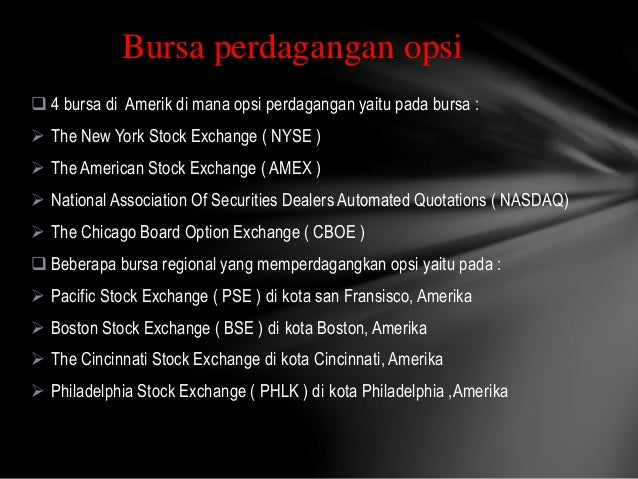 (DOC) A. Pengertian Opsi (Option | Hady Herlambang - cryptonews.id