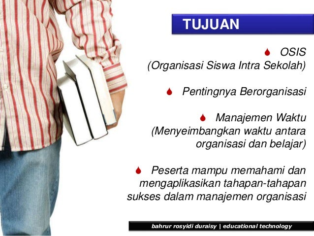 Manajemen organisasi smp Slide 3