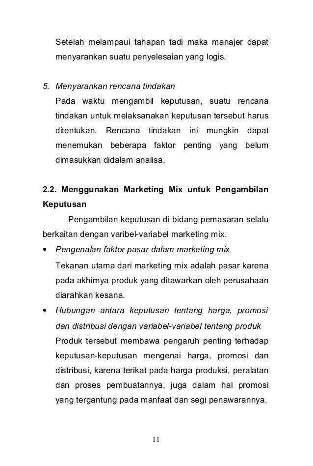 Dasa r- Dasar Manajemen Pemasaran