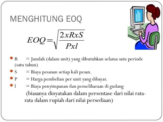 Contoh Soal Dan Jawaban Eoq Dan Rop - Guru Paud