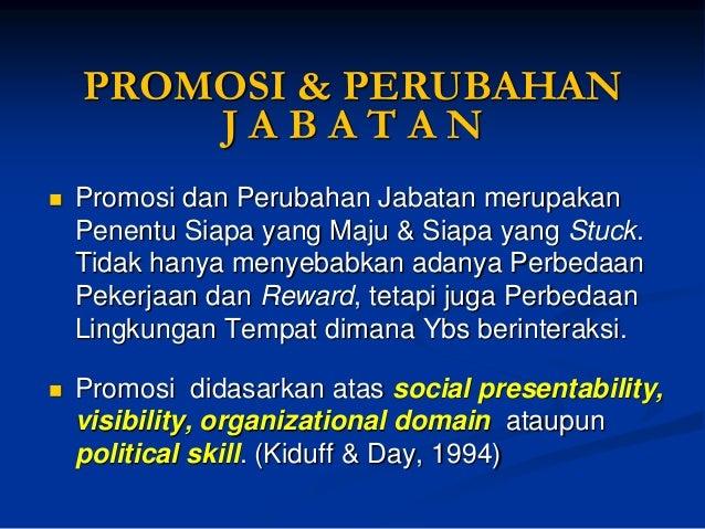 MANAJEMEN KARIER ORGANISASIONAL  Berbagai Kebijakan dan Tindakan Organisasi untuk Meningkatkan Efektivitas Karier dari Pe...