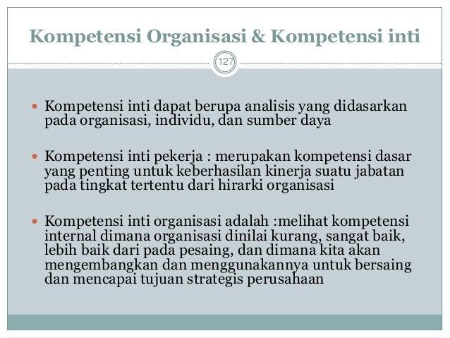 Apa itu Competitive Advantage ?  128  Kompetensi yang Membedakan  Apa-apa yang Anda bisa Lakukan sementara  Orang lain T...