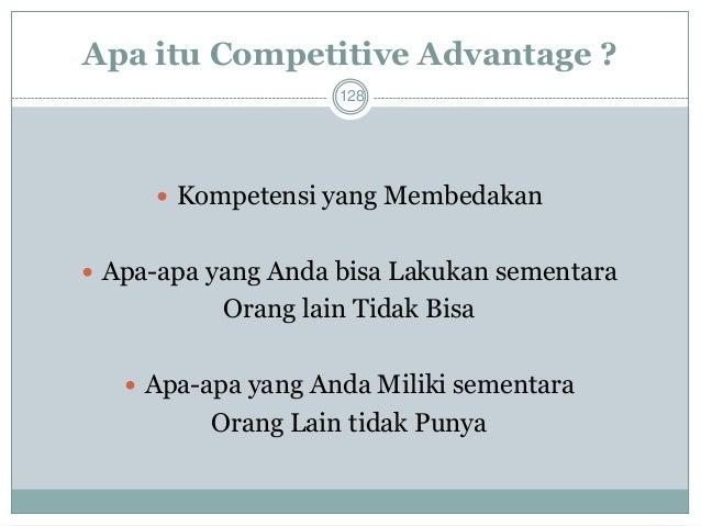 Kompetensi Organisasi sbg Competitive Advantage  129  • Analogidenganindividual skill :  –Perbedaansetiappegawaihanyadalam...