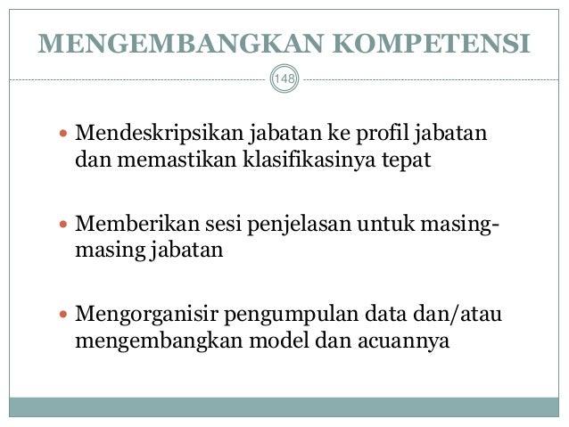 APPLICATIONS/TOOLS  149  Profil Jabatan  Penilaian Kinerja  Vacancy Announcements  Interview mengenai Perilaku  Penge...