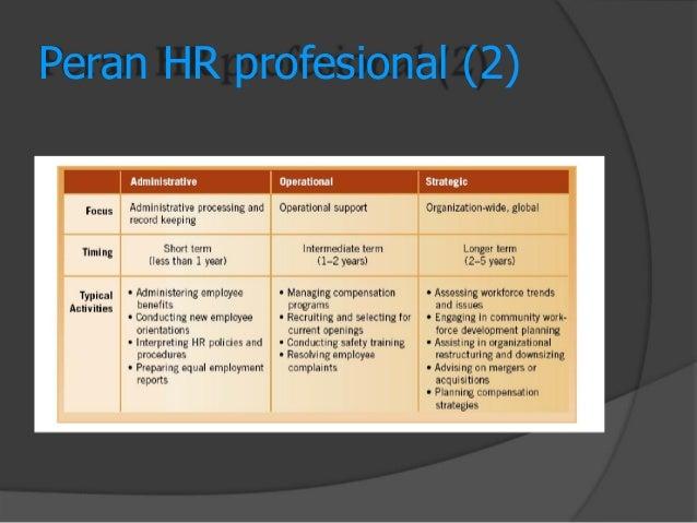 Peran HR profesional (2)