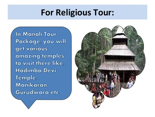 Book Manali Tour Packages India Slide 3