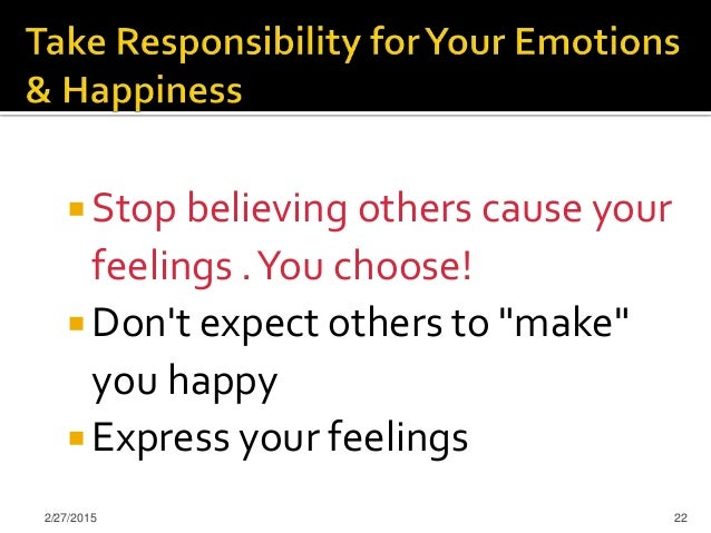 how to express your feelings to a man