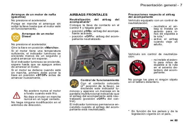 manual del propietario chevrolet trailblazer 2004