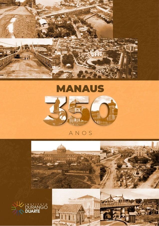 Manaus 350 anos  Slide 1