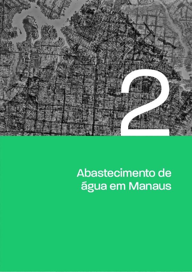 2Abastecimento de água em Manaus
