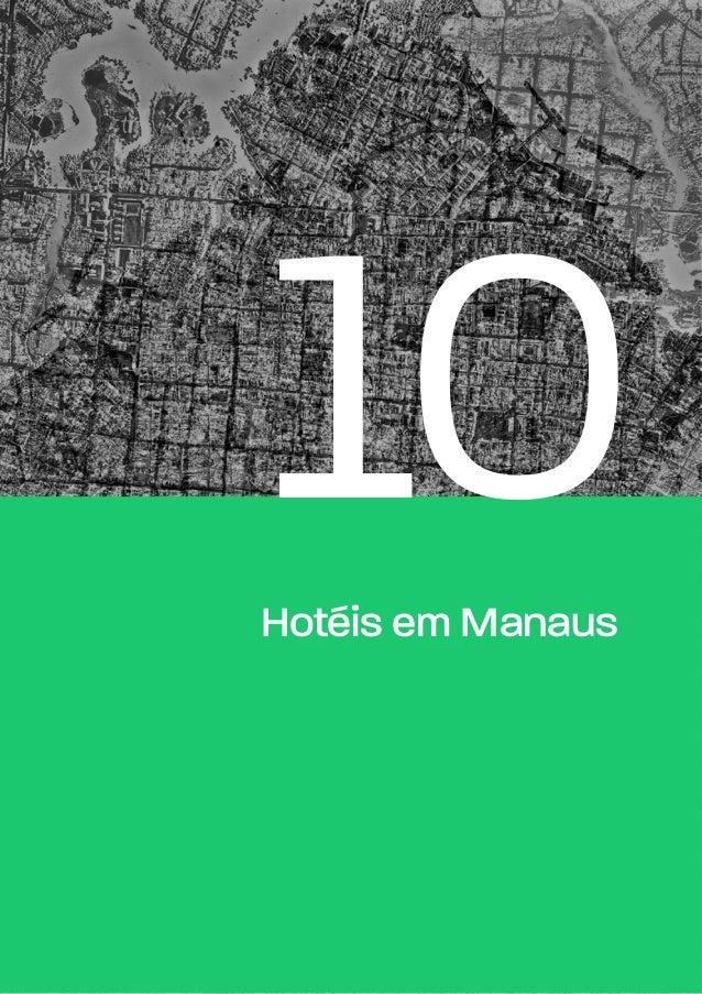 10Hotéis em Manaus