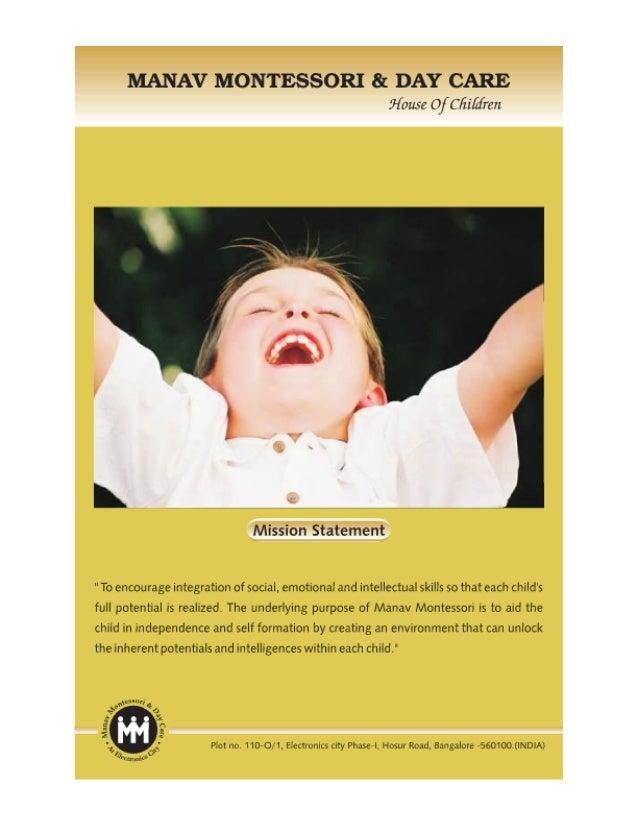 Manav Montessori School & Day Care
