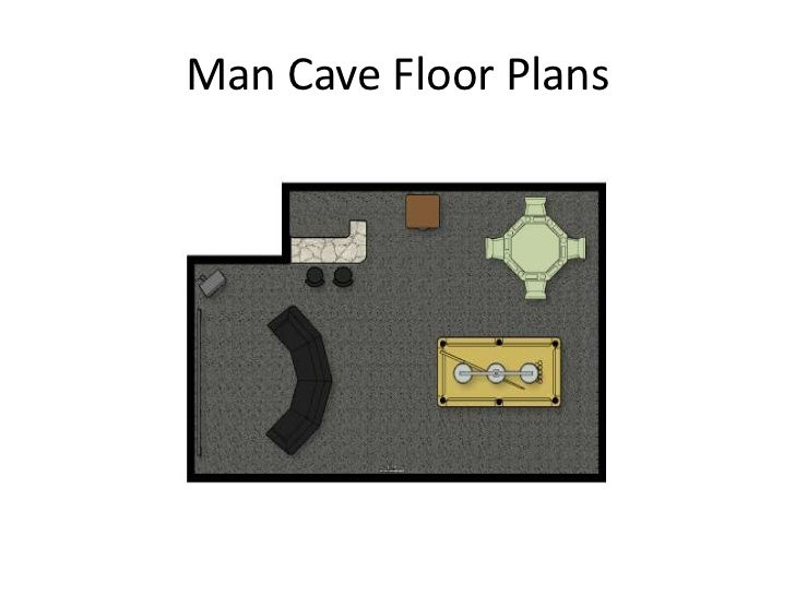 Man cave designs for Man cave floor plans