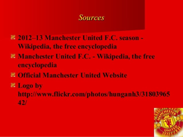 Manchester United Presentation