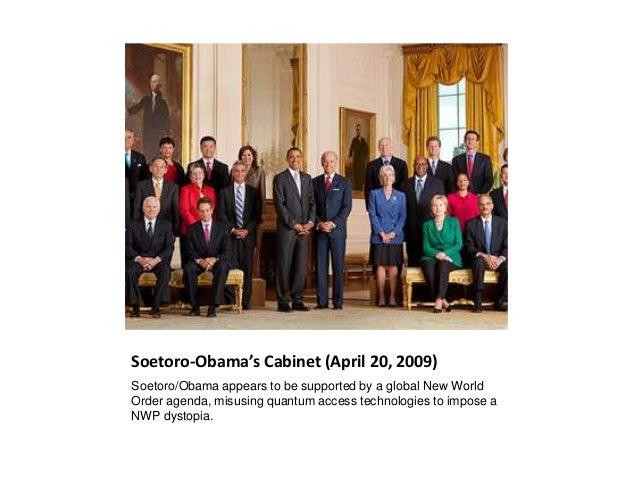 45. Soetoro Obamau0027s Cabinet ...