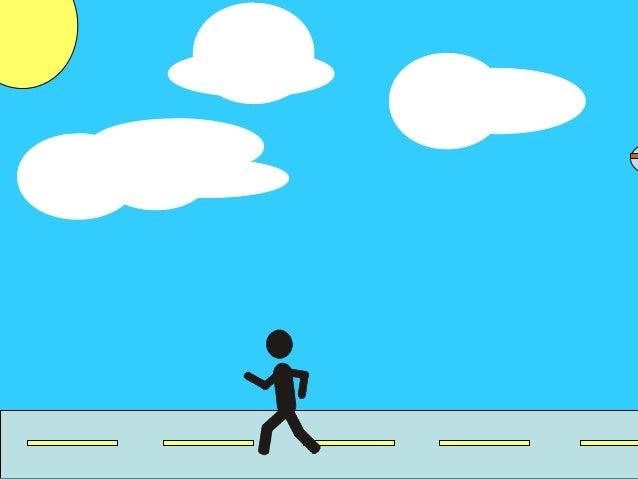 Man corriendo Slide 2