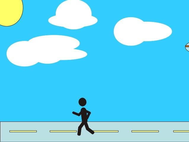 Man corriendo Slide 3