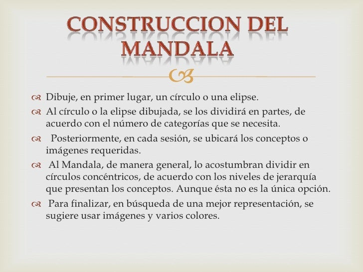 Mandala presentacion