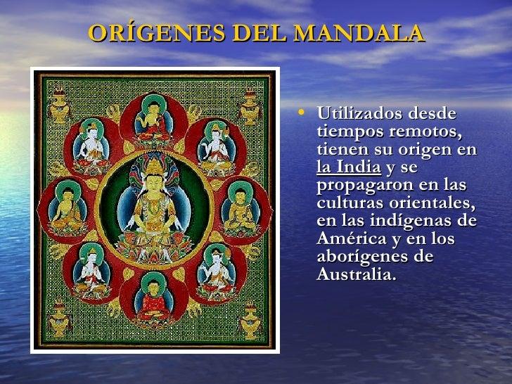 Los Orígenes De Los Mandalas