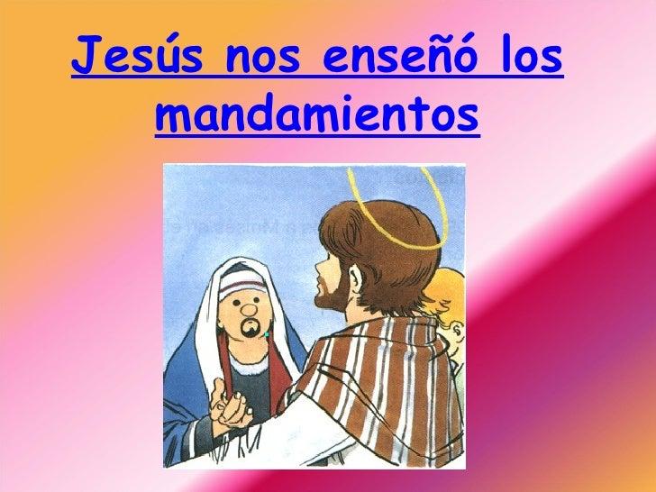 Mandamiento 1 for Cuarto mandamiento