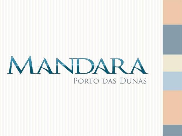930.000m² de muita exclusividade em Porto das Dunas. Mais de 1.600m de praia, cercados de segurança e atrativos diferencia...