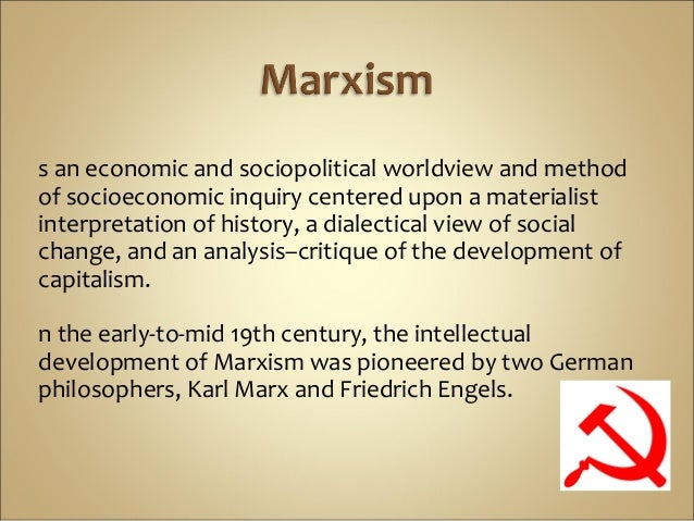 an analysis of marxism pioneered by karl marx Buy value, price and profit by karl marx  and their application in the analysis and critique of the  of marxism was pioneered by two.