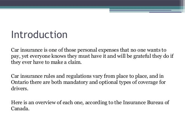 Rules Of Insurance If They Total Your Car