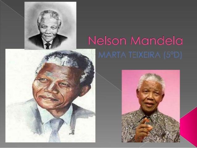  Político sul-africano, Nelson Mandela nasceu a 18 de Julho de 1918, em Umtata, África do Sul. Formou-se em Direito e des...