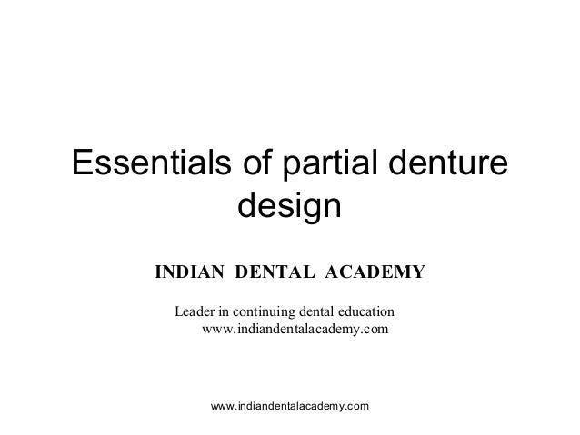 Mandibular class i situation/ dental education in india