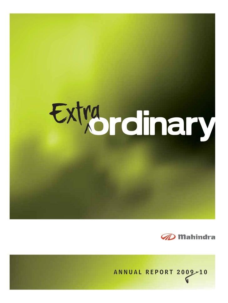 MAHINDRA & MAHINDRA LIMITEDCOMMITTEES OF THE BOARD               BOARD OF DIRECTORS                                      K...