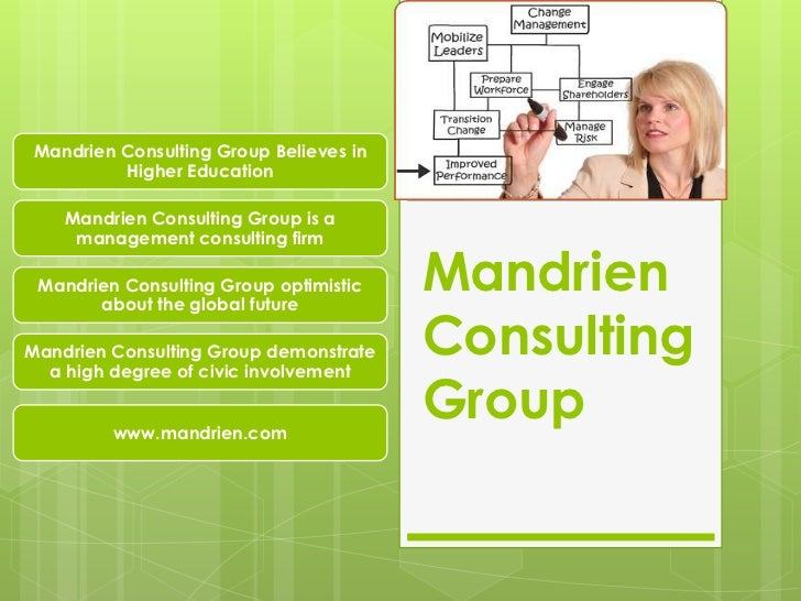 MandrienConsulting Group<br />