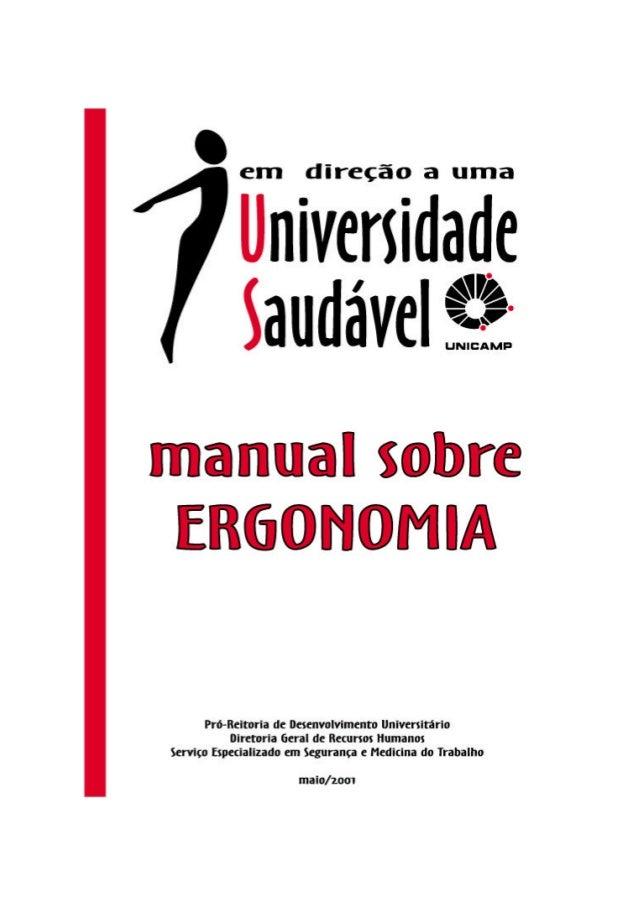 UNIVERSIDADE ESTADUAL DE CAMPINAS Prof. Dr. Hermano Ferreira de Medeiros Tavares PRÓ-REITORIA DE DESENVOLVIMENTO UNIVERSIT...