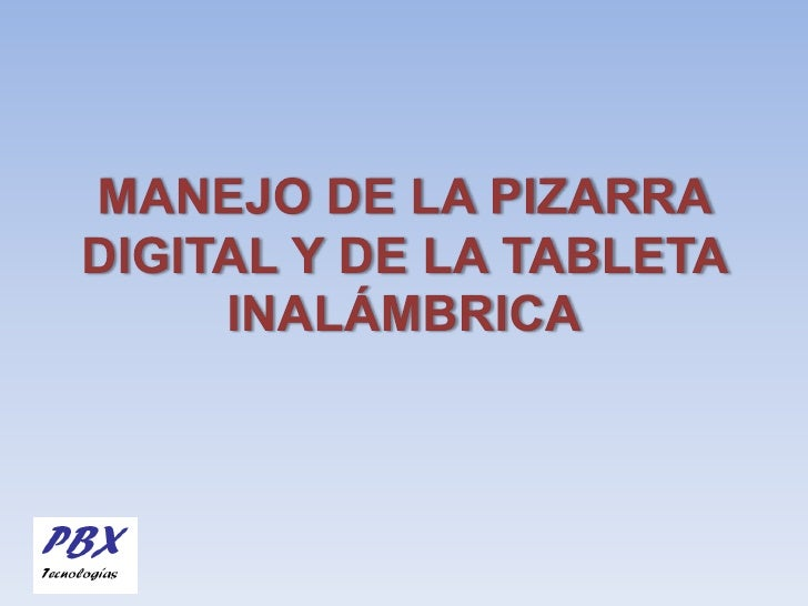 • En las aulas de todos los centros educativos  llegan pizarras digitales interactivas y tabletas.• Sus aplicaciones para ...