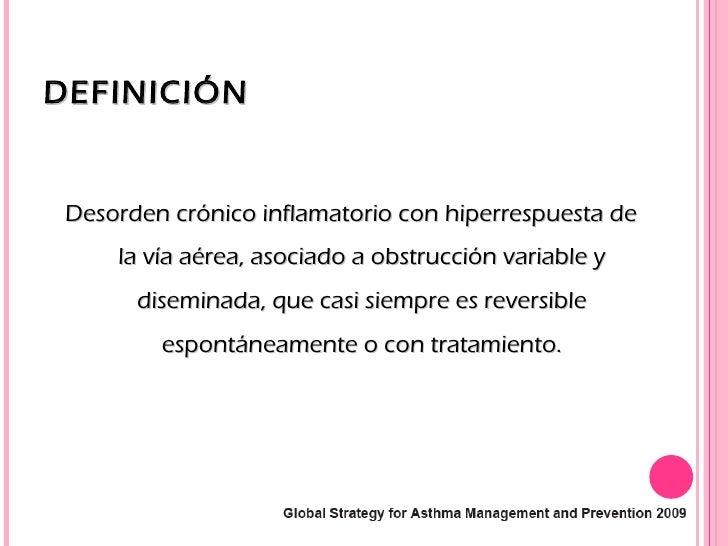 Manejo del asma en el embarazo Slide 2
