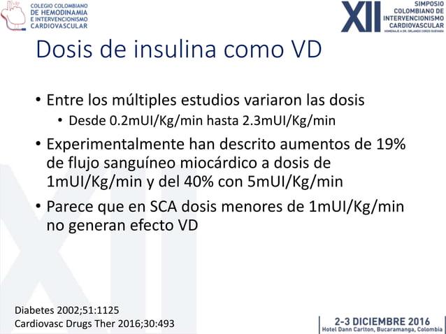 Insulinoresistencia y flujo sanguíneo miocárdico • La prevalencia de IR entendida como SM u obesidad central varía en los ...