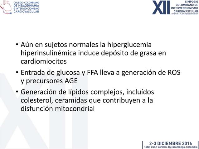 """""""Protegida"""" con Insulinoresistencia Diabetes 2015;64:673"""