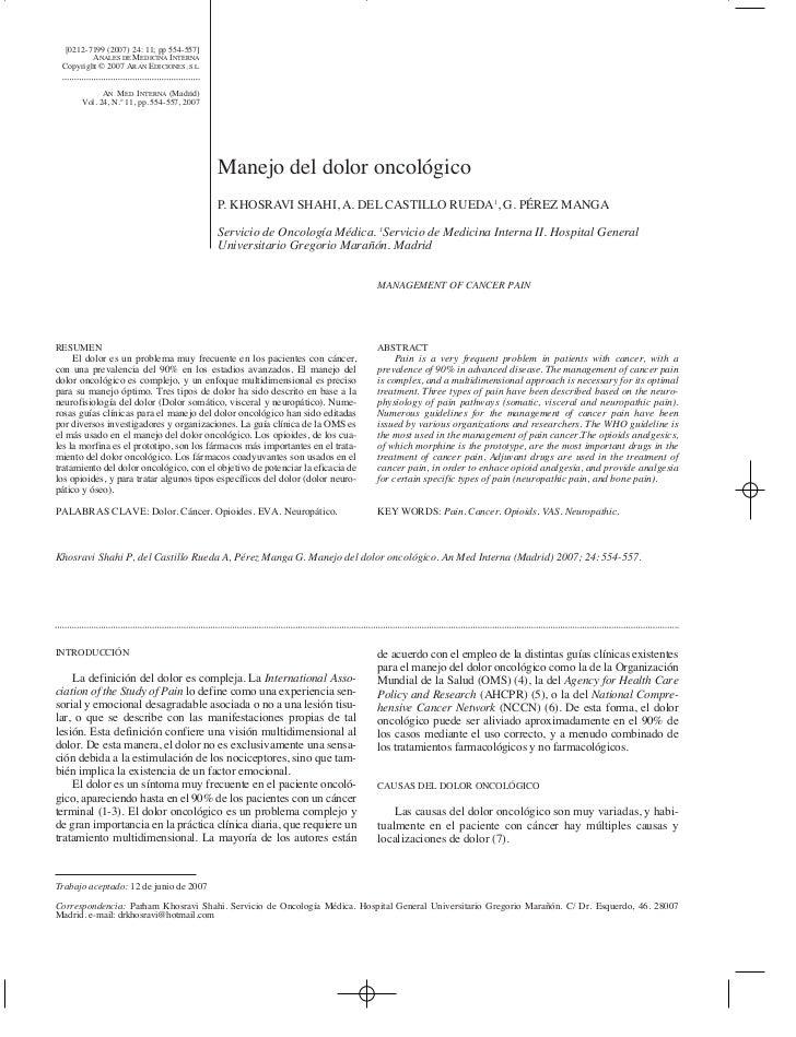 [0212-7199 (2007) 24: 11; pp 554-557]         ANALES DE MEDICINA INTERNA Copyright © 2007 ARAN EDICIONES, S.L.            ...