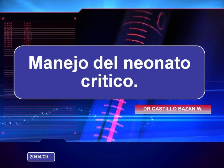 DR CASTILLO BAZAN W.