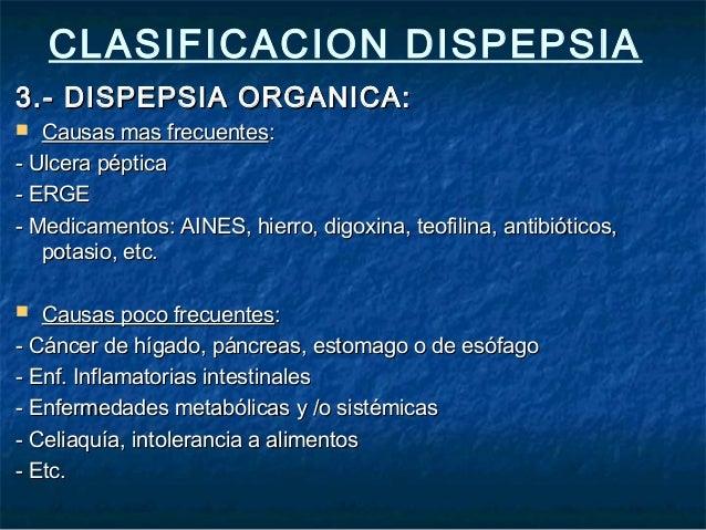 DIAGNOSTICO CLINICO DEDIAGNOSTICO CLINICO DEDISPEPSIADISPEPSIA1.1. HISTORIA CLINICAHISTORIA CLINICA--Estilos de vida, toma...