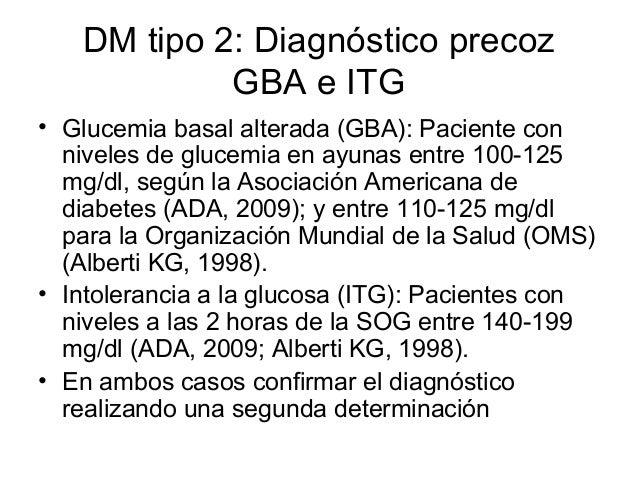 Manejo del paciente diabético tipo 2