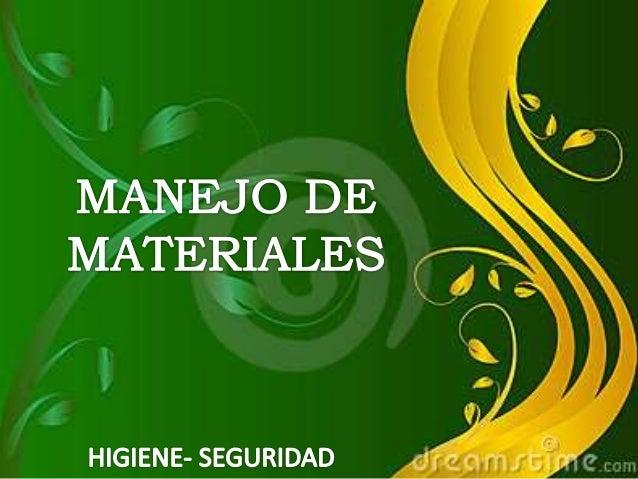 LOS MATERIALES SE CLASIFICAN : NO PELIGROSOS PELIGROSO SUS RIESGOS -FISISCOS -QUIMICOS -BIOLOGICOS -ERGONOMICOS EN LOS QUI...