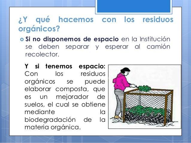 ¿Cómo preparar composta?  Las escuelas pueden destinar un espacio para instalar un compostero. Es muy sencillo.  Se nece...