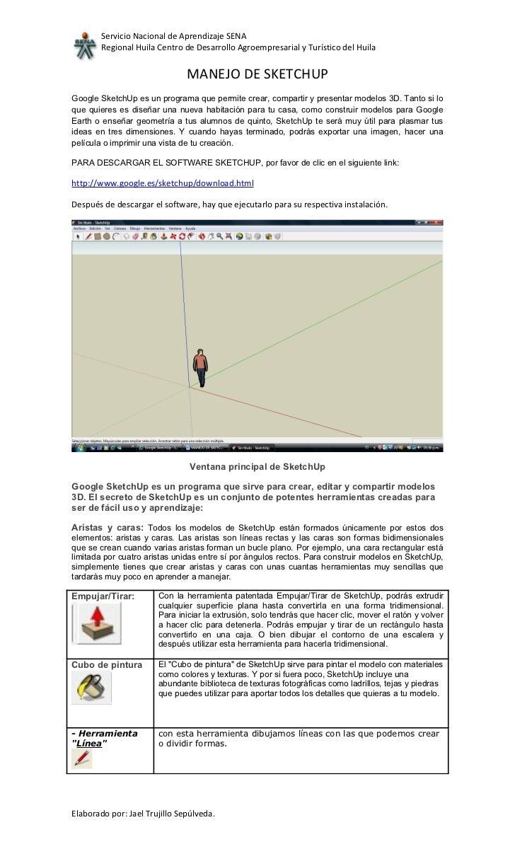 Servicio Nacional de Aprendizaje SENA        Regional Huila Centro de Desarrollo Agroempresarial y Turístico del Huila    ...