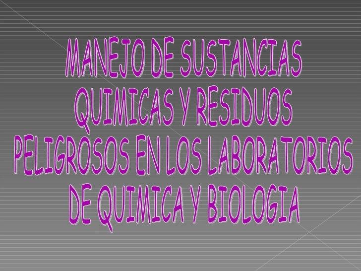    Presentar criterios de clasificación de     productos químicos y elementos de     comunicación de peligro , con base e...