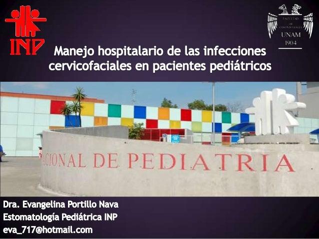 Objetivos• Describir la ruta de toma de decisiones para  el diagnóstico y tratamiento de las  infecciones odontogénicas en...
