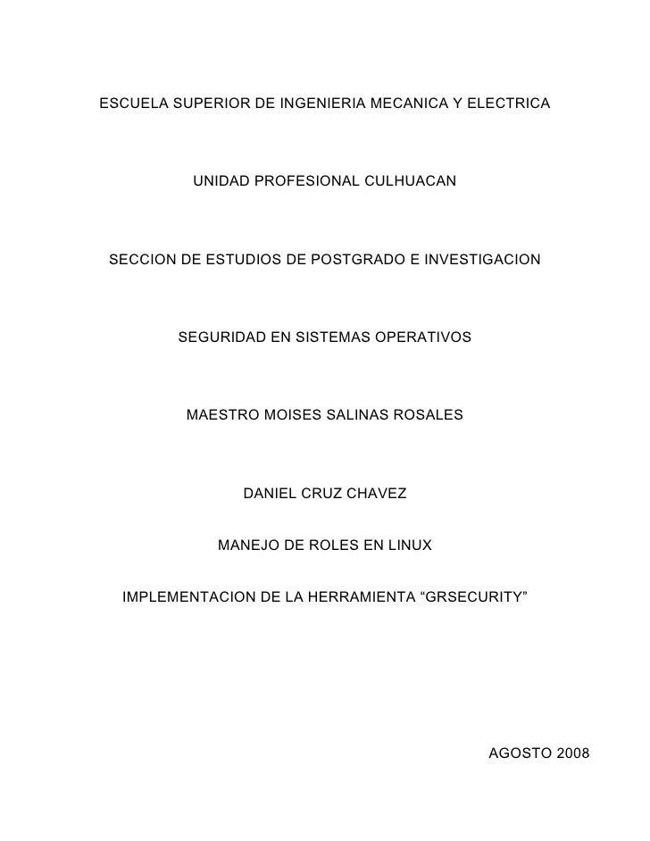 ESCUELA SUPERIOR DE INGENIERIA MECANICA Y ELECTRICA               UNIDAD PROFESIONAL CULHUACAN      SECCION DE ESTUDIOS DE...