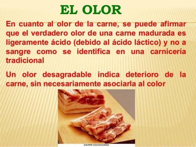 Manejo y conservaci n de la carne 1 - Como quitar el olor a tabaco del ambiente ...